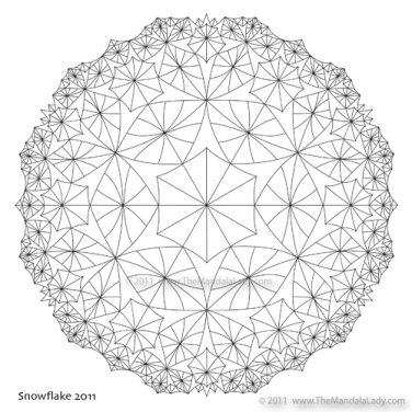 Snowflake 2011