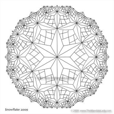 Snowflake 2009